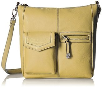 Tignanello Plenty Pocket Hobo Crossbody Convertible Shoulder Bag $139 thestylecure.com