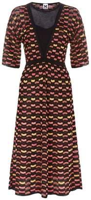 Missoni Block Wave Midi Dress