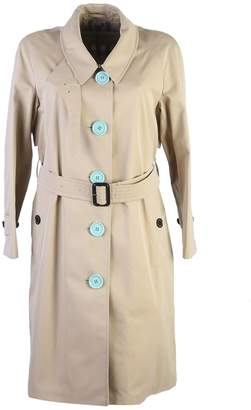 Burberry Cotton Brinkhill Trench Coat