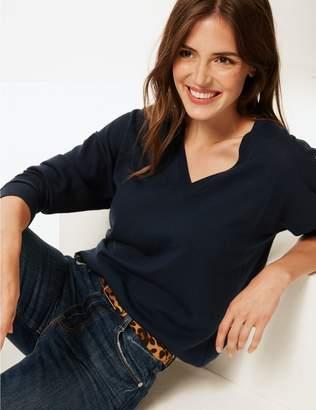 Marks and Spencer Animal Print Jeans Hip Belt