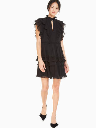 Kate Spade bakery dot devore dress