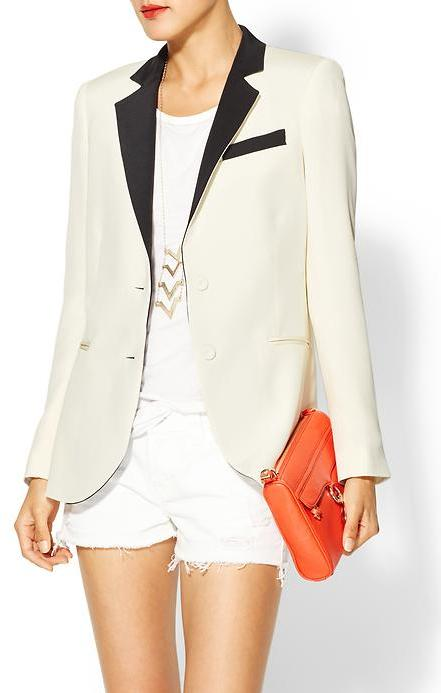 Haute Hippie The Perfect Blazer