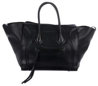 Celine Medium Luggage Phantom Tote
