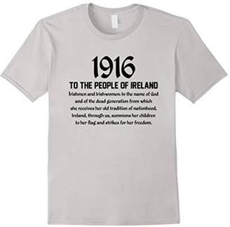 DAY Birger et Mikkelsen St. Patrick's Celebration Easter Rising Historical Irish Event 100th Anniversary 1916 Ireland Pride T-Shirt