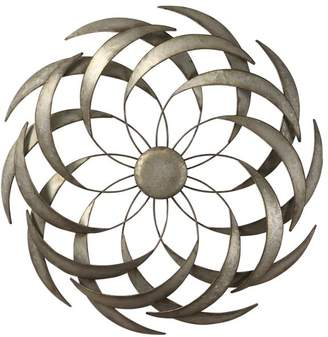 Uttermost Barnes Spiraled Iron Wall Art