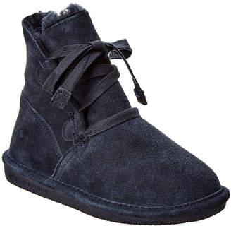 BearPaw Girl's Zoro Suede Boot
