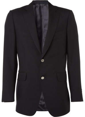 Dunhill Classic Mohair Wool Blazer