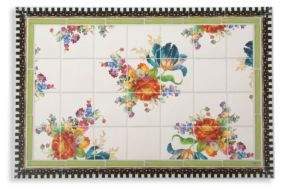 MacKenzie-Childs Flower Market Floor Mat