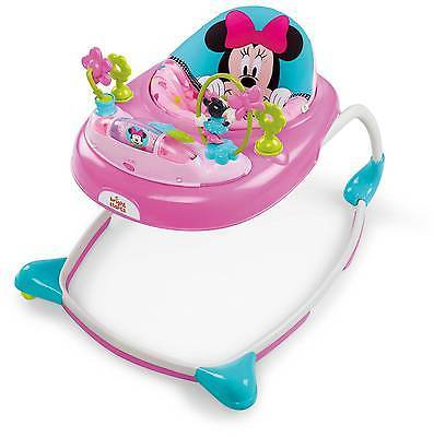DisneyDisney Baby Minnie Mouse PeekABoo Walker; - Pink