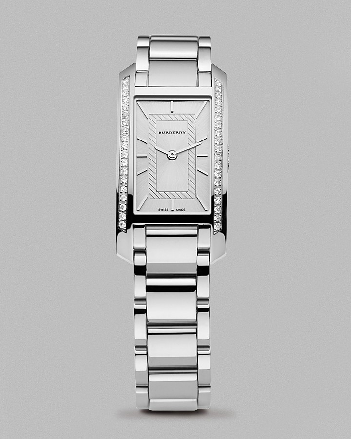 Burberry Women's Diamond Bracelet Watch