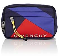 Givenchy Men's UT3 Belt Bag-Blue