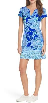 Lilly Pulitzer R) Sophiletta UPF 50+ Shift Dress