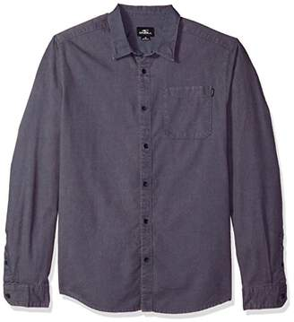 O'Neill Men's Rhodes Long Sleeve Shirt