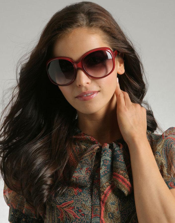 ASOS Oversized Vintage Style Sunglasses