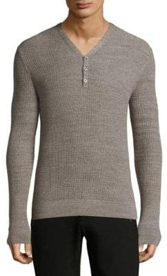 Michael Kors Thermal Henley