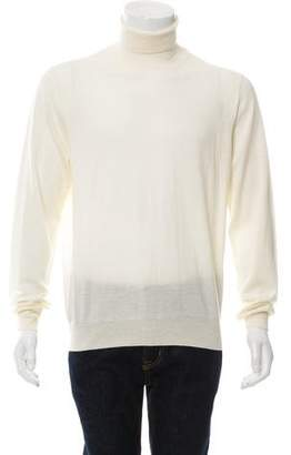 Canali Wool Turtleneck Sweater