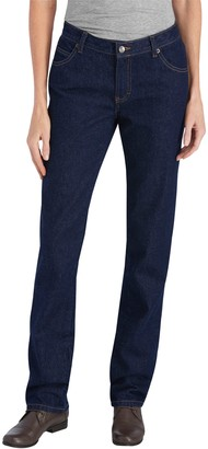 Dickies Women's Straight Leg Jeans
