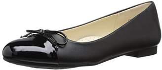 Annie Shoes Women's EDYTH Ballet Flat $11.94 thestylecure.com