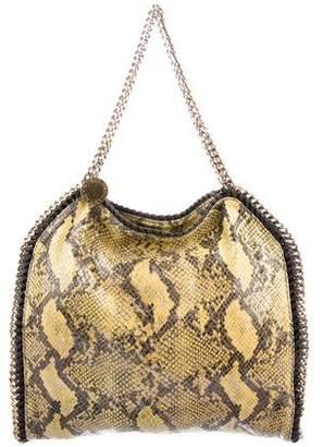 Stella McCartney Embossed Falabella Shoulder Bag