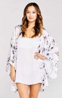 Show Me Your Mumu Texas Kimono ~ Bouquet Beauty