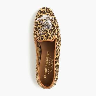 J.Crew Stubbs & Wootton® kitty true loafers