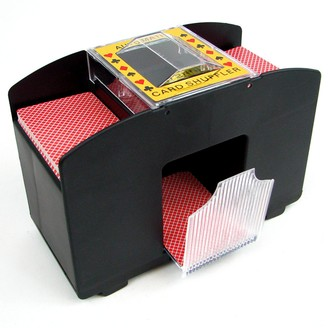 Kohl's Four-Deck Automatic Card Shuffler