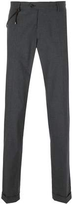 Berwich rope clip detail trousers