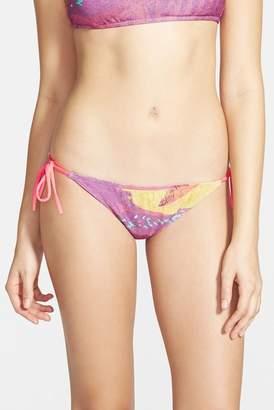 Billabong 'Seventy Three Aloha' Bikini Bottoms (Juniors) $44.95 thestylecure.com