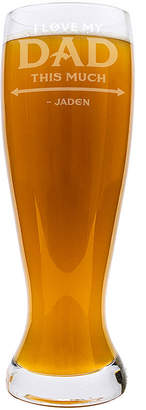 Cathy's Concepts CATHYS CONCEPTS Personalized Fathers Day Xl Pilsner Glass
