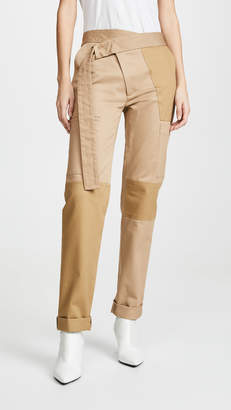 Monse Straight Leg Cargo Pants