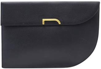 Delvaux Leather clutch bag