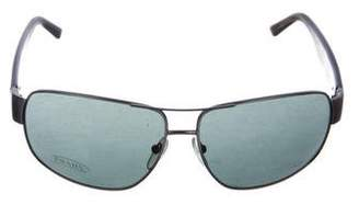 5dd83c2aaa1b Pre-Owned at TheRealReal · Prada Tinted Aviator Sunglasses