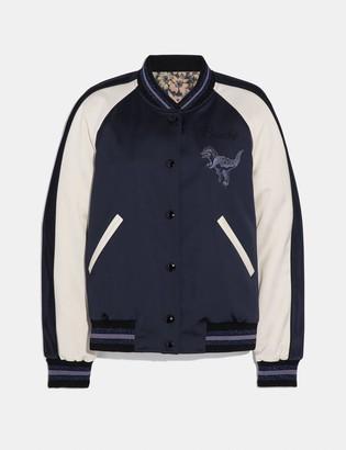 Coach Rexy By Zhu Jingyi Reversible Varsity Jacket