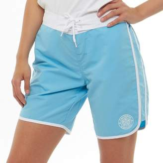 597caaa0cb Board Angels Womens Board Shorts Blue