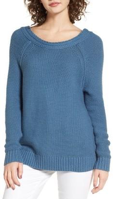 Women's Roxy Lost Coastlines Reversible Sweater $54.50 thestylecure.com