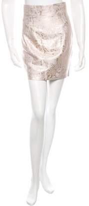 L'Wren Scott Brocade Mini Skirt w/ Tags