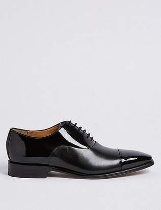 Marks and Spencer Leather Lace-up Derby Shoes