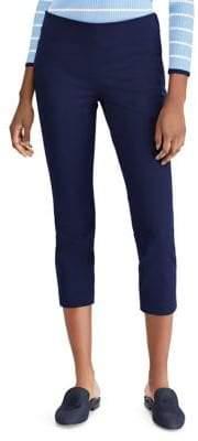 Lauren Ralph Lauren Petite High-Rise Skinny Pants