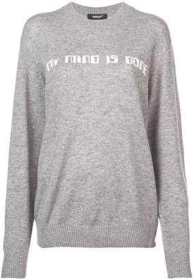 Undercover My Mind Is Gone sweater