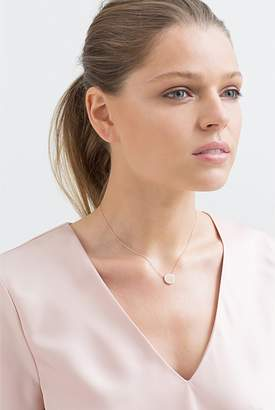 Country Road Enamel Necklace