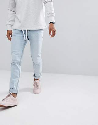 Cheap Monday Tight Skinny Jeans Lit Stone