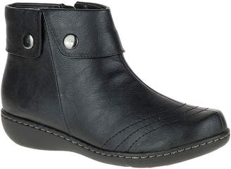 Hush Puppies Soft Style by Jerlynn Ankle Womens Booties