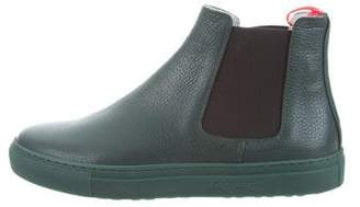 Del Toro Leather Chelsea Boots w/ Tags