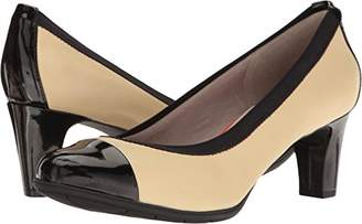 Rockport Women's Melora Gore Captoe Dress Pump