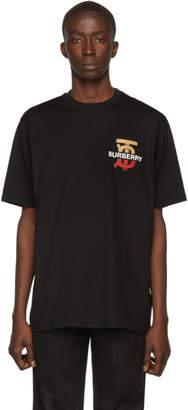Burberry Black Gately T-Shirt