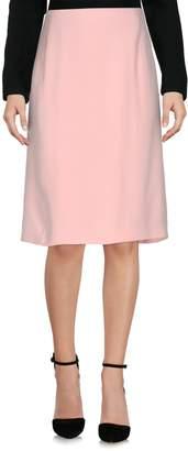 Escada Knee length skirts