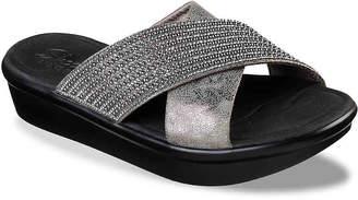 Skechers Bumb Summer Wedge Sandal - Women's
