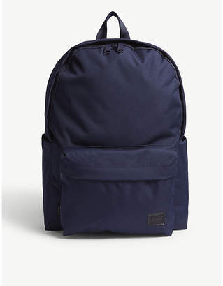 Herschel Peacoat Dark Blue Woven Classic Canvas Backpack