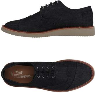 Toms Lace-up shoes - Item 11509553TO
