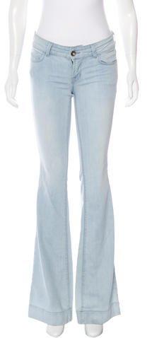 J BrandJ Brand Low-Rise Flared Jeans w/ Tags